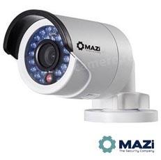 Camera Bullet HDTVI, Exterior 1MP, IR 20m - Mazi TWH-11SMIR