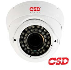 Camera supraveghere video HD exterior<br /><strong>CSD CSD-MC205DV6-CVI</strong>