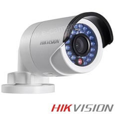 Camera Bullet Turbo HD Exterior 2MP, IR 20m, lentila 3.6 - HikVision DS-2CE16D5T-IR