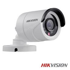 Camera Bullet Turbo HD 1MP, IR 20m, lentila 2.8 - HikVision DS-2CE16C0T-IRP