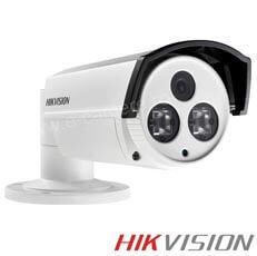 Camera Turbo HD Exterior 1MP, IR 80m, lentila 3.6- HikVision DS-2CE16C2T-IT5