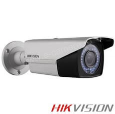 Camera Bullet Turbo HD Exterior 2MP, IR 40m, Varifocala - HikVision DS-2CE16D1T-VFIR3