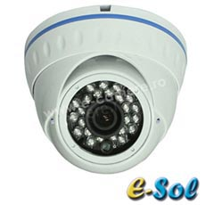 Camera supraveghere video HD exterior<br /><strong>e-Sol D130-20T</strong>