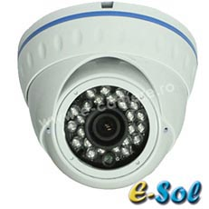 Camera supraveghere video HD exterior<br /><strong>e-Sol DV100-30A</strong>