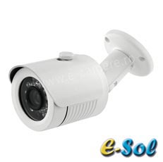 Camera supraveghere video HD exterior<br /><strong>e-Sol ES200-20A</strong>