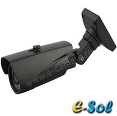 Camera supraveghere video HD exterior<br /><strong>e-Sol ESV130-60T</strong>