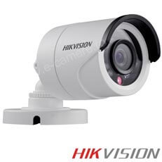 Camera 1MP Turbo HD Exterior, IR 20m, lentila 3.6 - HikVision DS-2CE16C2T-IR