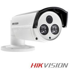 Camera 2MP Turbo HD Exterior, IR 80m, Lentila 3.6 - HikVision DS-2CE16D5T-IT5