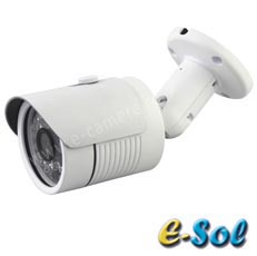Camera supraveghere video HD exterior<br /><strong>e-Sol ES130-20T</strong>