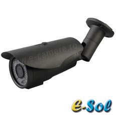 Camera supraveghere video HD exterior<br /><strong>e-Sol ESV100-60A</strong>