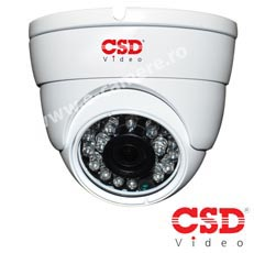 Camera supraveghere video HD interior<br /><strong>CSD CSD-MC101DV3-CVI</strong>