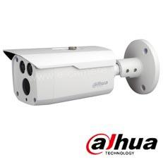 Cameră HDCVI Bullet Exterior 2MP, IR 80, Lentila 3.6 - Dahua HAC-HFW1200D