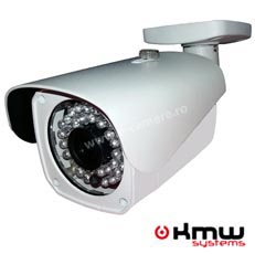 Camera supraveghere video HD exterior<br /><strong>KMW KM-6200XVI</strong>