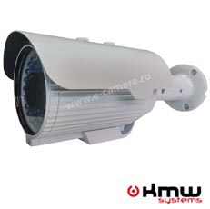 Camera supraveghere video HD exterior<br /><strong>KMW KM-9200XVI</strong>