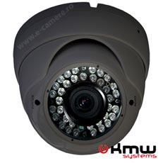 Camera 2MP, Exterior, IR 35m, Zoom 4x - KMW KM-5200CVI-Z