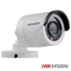 Camera 1MP Turbo HD, Exterior, IR 20m, lentila 2.8 - HikVision DS-2CE16C0T-IRPF