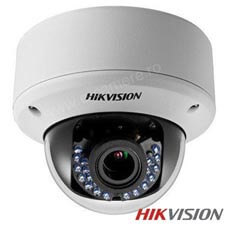 Camera Dome Turbo HD Exterior 2MP, Zoom 4x, IR 40m - HikVision DS-2CE56D5T-AVPIR3Z