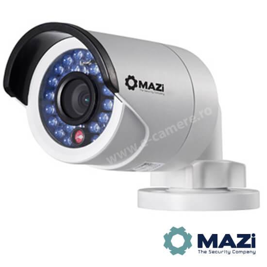 Mazi awp 71smir camera supraveghere video exterior 720 linii tv si infrarosu for Camere supraveghere exterior wireless