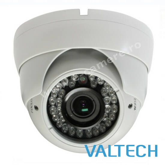 Valtech Md 11h1 W Camera Supraveghere Video Exterior 800 Linii Tv Si Infrarosu