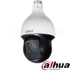 Camera IP PTZ 2MP, Exterior, IR 150m, Starlight, Zoom 25x, Card, POE - Dahua SD59225U-HNI