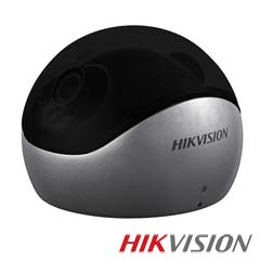 Camera IP Desk 1 MP, Interior, POE, Slot Card, Microfon - HikVision DS-2CD6812D