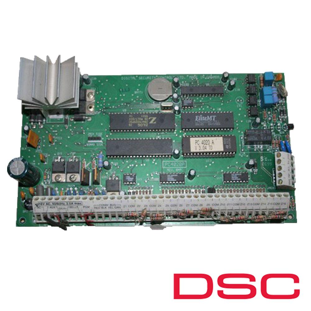 Centrala 16 zone extensibila la 128 - DSC PC 4020