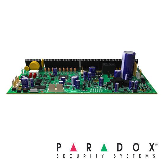 Centrala alarma 16 zone, extensibila la 32 zone, doar placa - Paradox SP7000