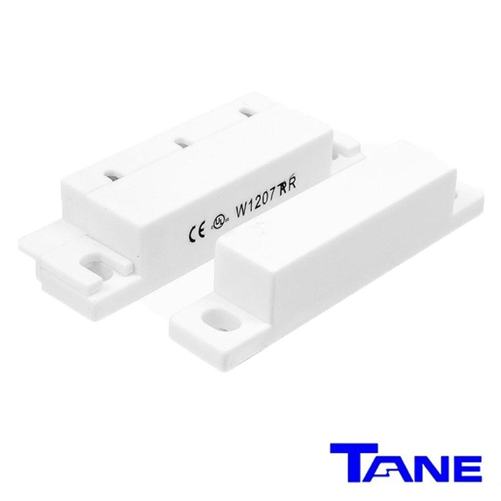 Contact magnetic PVC Alb, aparent 4,4 cm, normal inchis - Stim SM-35WH