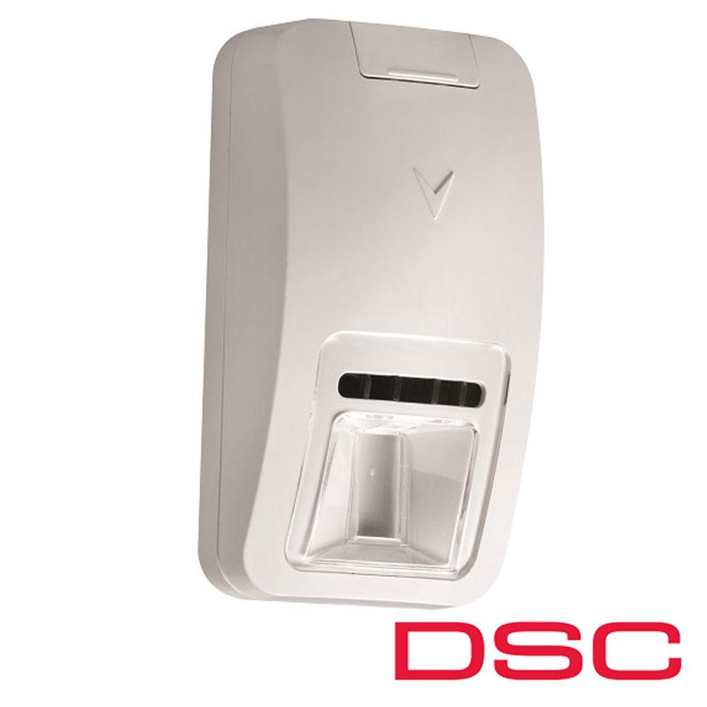 Detector dubla tehnologie PIR, wireless - DSC PG-8984P