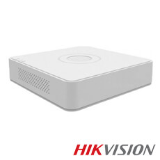 DVR 4 canale 5MP + 4 canale IP max 8MP, Bitrate 32Mbps, 1xHDD - HikVision DS-7104HUHI-K1