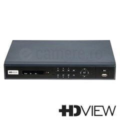 DVR  clasic 8 canale video  H.264/MJPEG<br /><strong>HD-View TVI-081</strong>