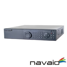 NVR 32 canale IP 5MP, bitrate 256 Mbps, 8xHDD  - Navaio NGD-8832.5PRO