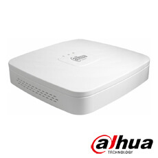 NVR 4 canale IP 2MP, Bitrate 80 Mbps. 4 POE - Dahua NVR2104-P-4KS2