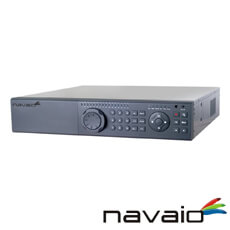 NVR 64 canale IP 5MP, bitrate 320 Mbps, 8xHDD - Navaio NGD-8864.5PRO