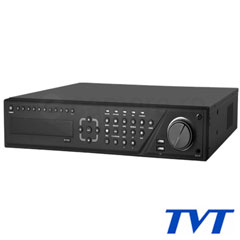 NVR 32 canale IP 6MP, 8xHDD - TVT TD-3532H8