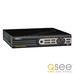 DVR  HD 16 canale video  <b>HIBRID</b> H.264<br /><strong>Q-See QTH163</strong>