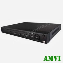 DVR  HD 16 canale video  <b>TRIBRID</b> H.264<br /><strong>Amvi 5116-AHD</strong>