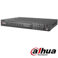 NVR 16 canale IP  3 Megapixeli, 4 porturi PoE, Bitrate total: 48 Mbps - Dahua NVR3216-P