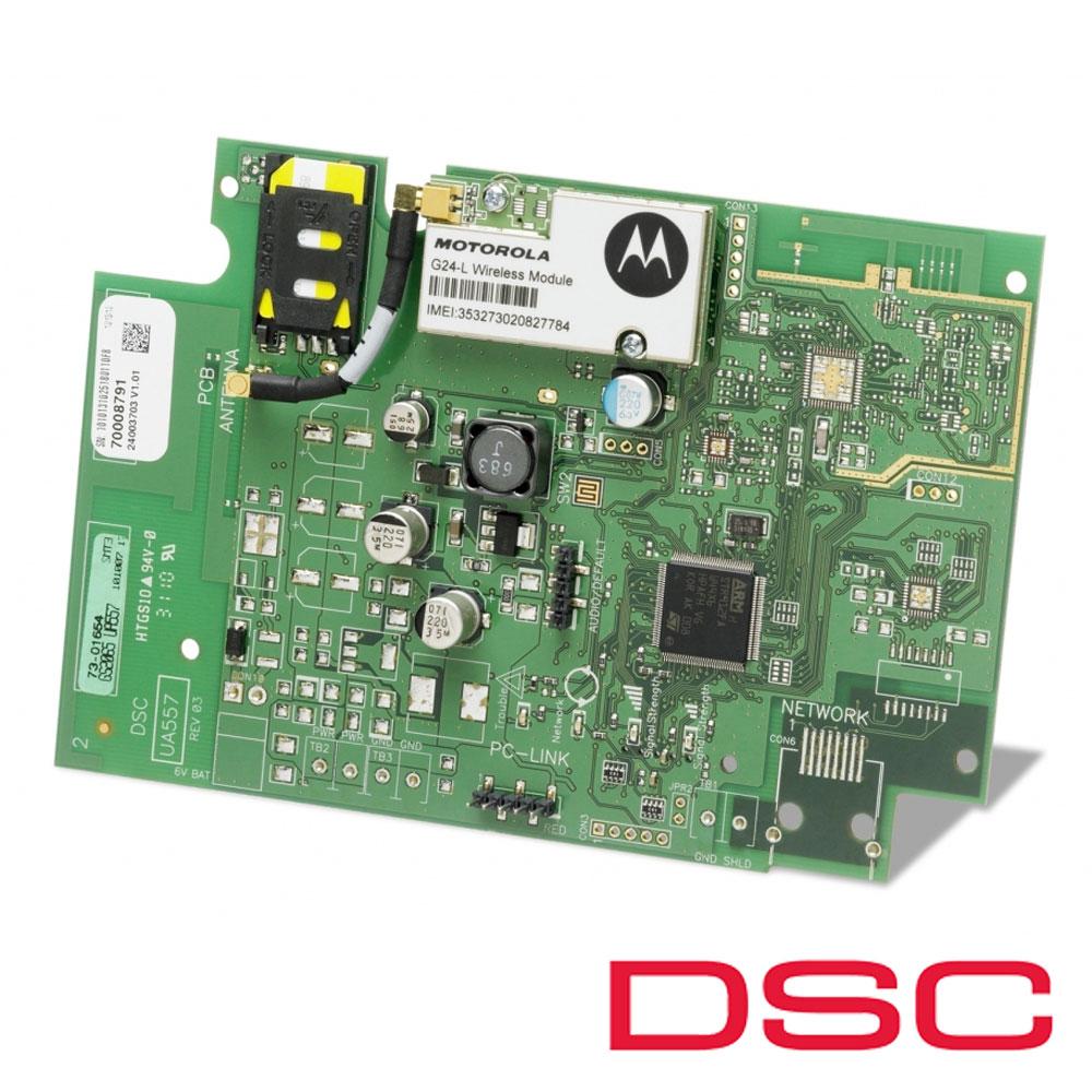 Modul comunicatie GSM/GPRS - DSC GS-2065