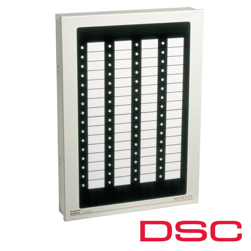 Afisaj sinoptic 64 zone - DSC PC-4664