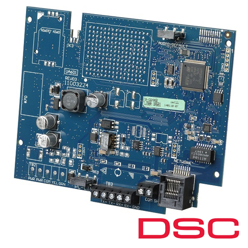 Comunicator TCP/IP - DSC NEO-TL-280
