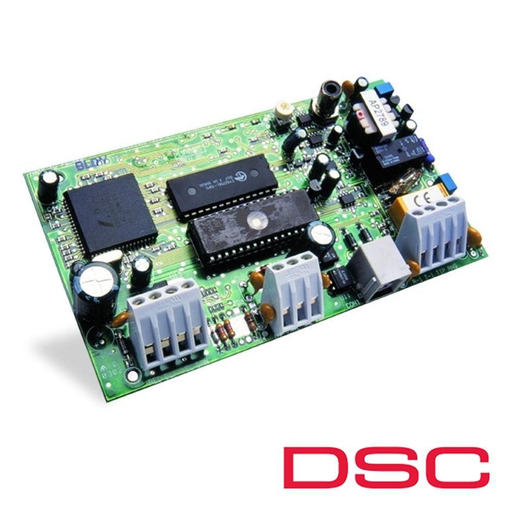 Modul de control si comanda audio de la distanta - DSC ESCORT-5580