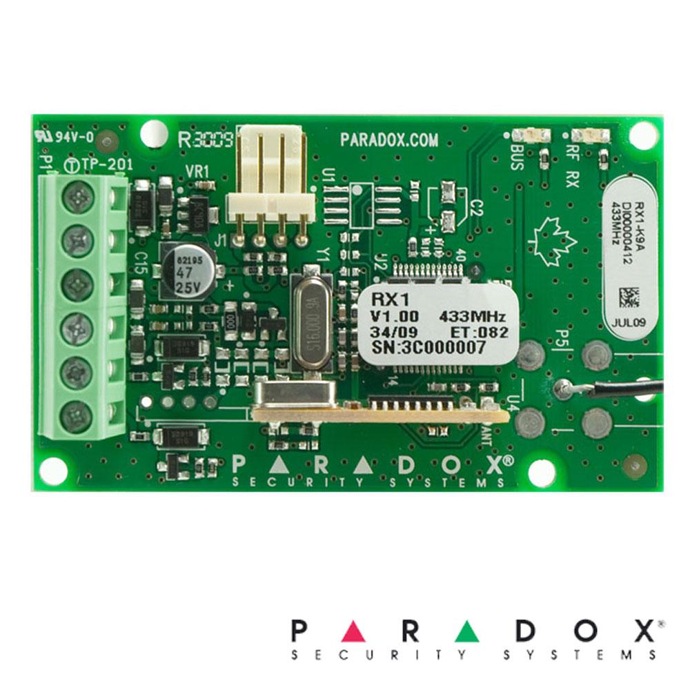 Modul de interfata wireless 32 zone - Paradox RX1